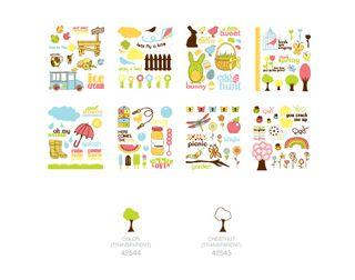 AC stickers