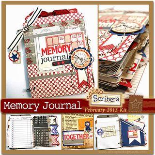 Memoryjournalkit