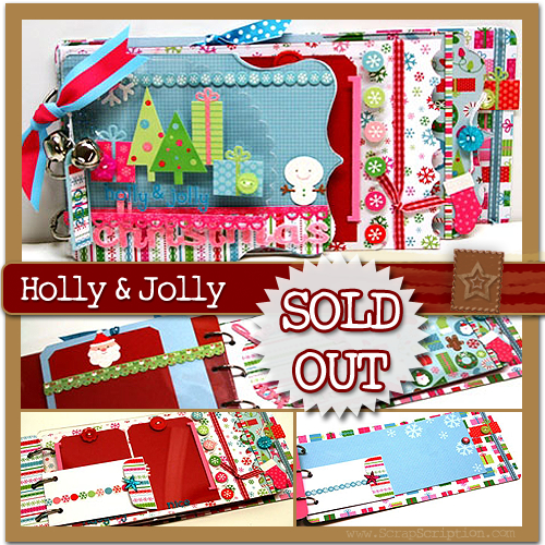 Hollyandjollykit_SOLD OUT