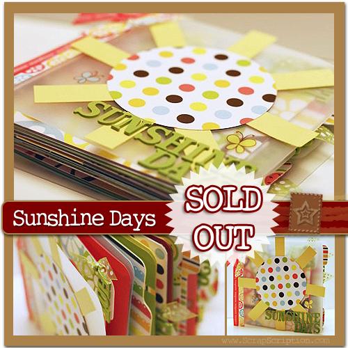 Sunshinedayskit_SOLD OUT